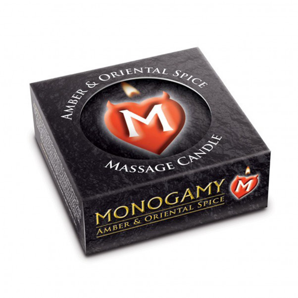 Monogamy Varmende Massasjelys 25 g  3