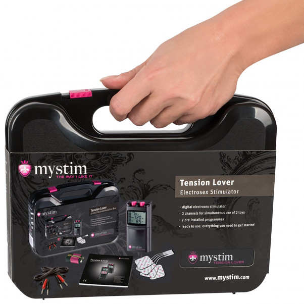 Mystim Tension Lover Digital Elektrosex-boks  4
