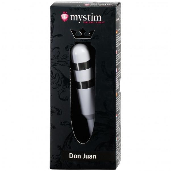 Mystim Don Juan Elektro Vaginal og Anal Probe  100