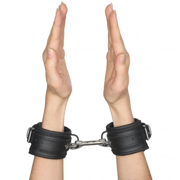 Stoys Lær Håndleddmansjetter Smale produkt i hånd 50