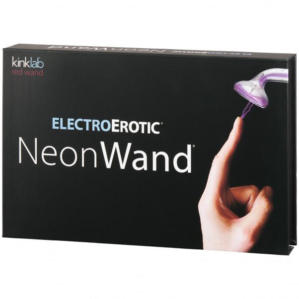 Kinklab Neon Wand Elektrosex Violet Wand Kit bilde av emballasje 90
