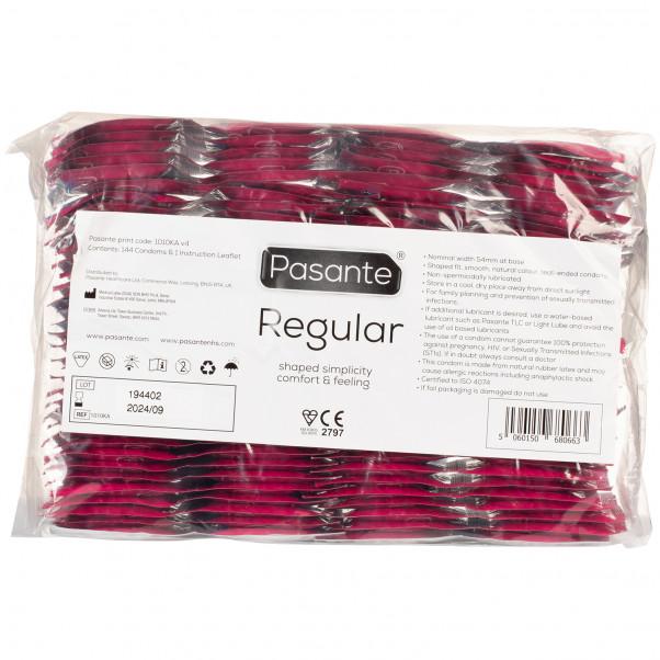 Pasante Regular Kondomer 144 stk.  1