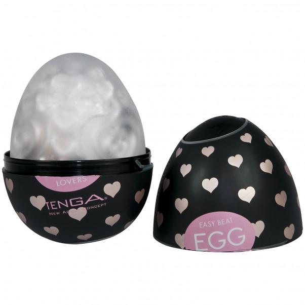 TENGA Egg Easy Beat Håndjobb for Menn produkt i hånd 2