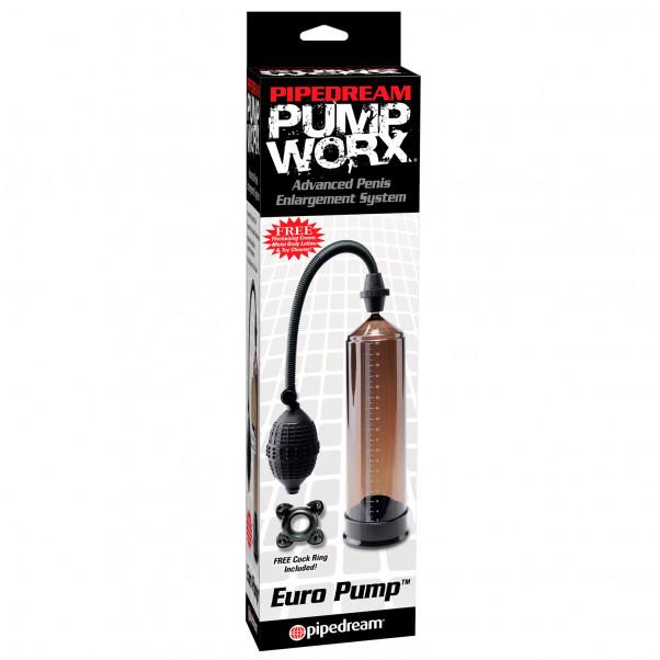 Pump Worx Penis Pumpe Med Mål