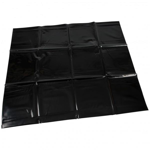 Putetrekk i lakk 80x80 cm  2
