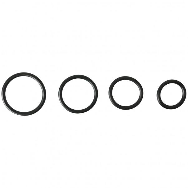 Sportsheets O-ringer til Strap-on-sele  1