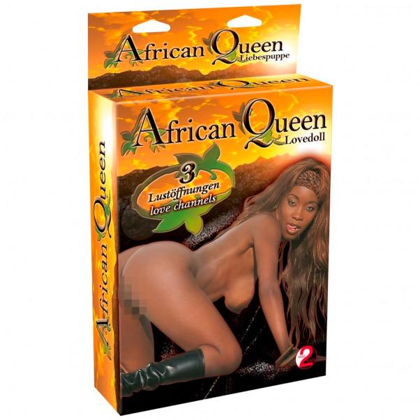 African Queen Lovedoll Sexdukke  3