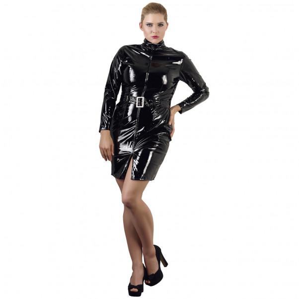 Black Level Lakk Dress   4