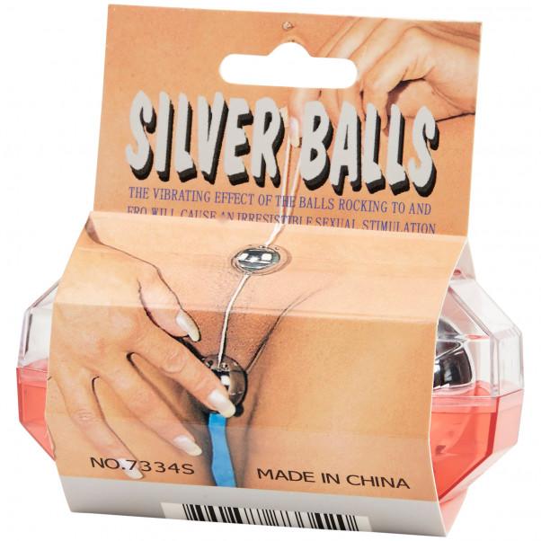 Silver Balls Vaginakuler  10