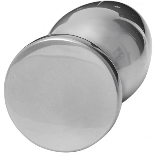 Metall Analplugg 9 cm  3