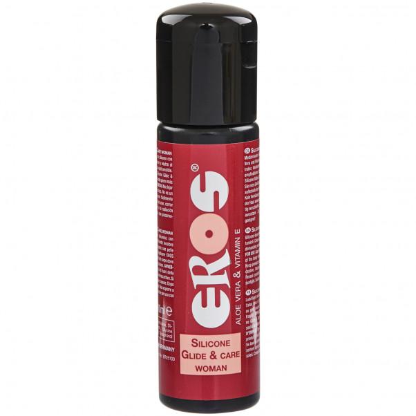 Eros Woman Silikonbasert Glidemiddel 100 ml  1