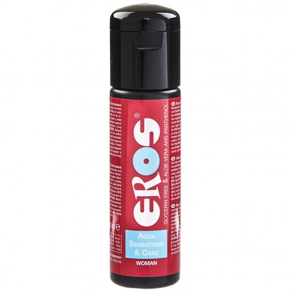 Eros Woman Aqua Glidemiddel 100 ml  1