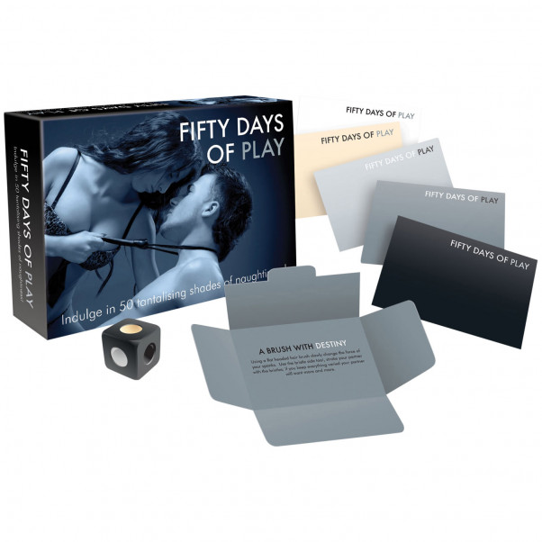 Fifty Days Of Play Erotisk Spill  2