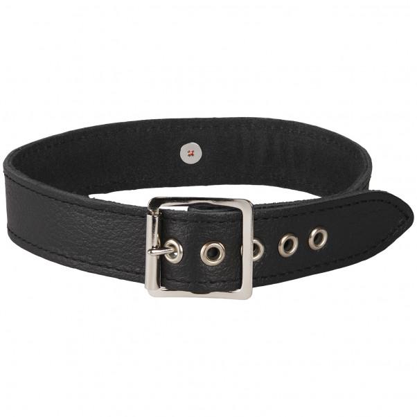 Rimba Skinn Halsbånd med O-Ring produktbilde 2