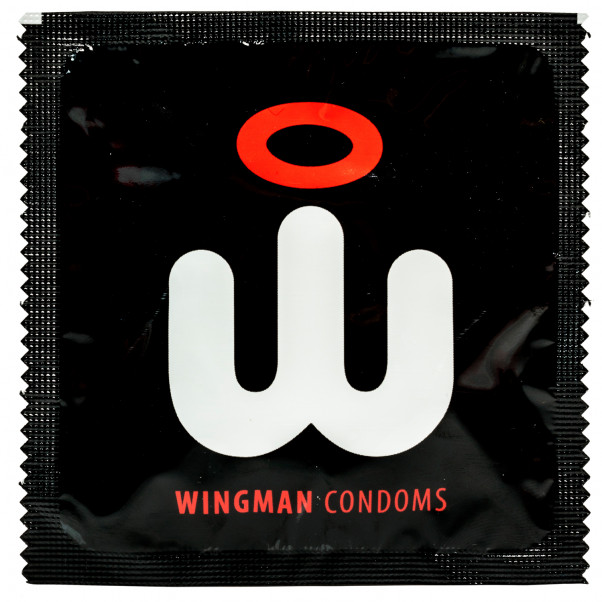 Wingman Kondomer 8 stk  2
