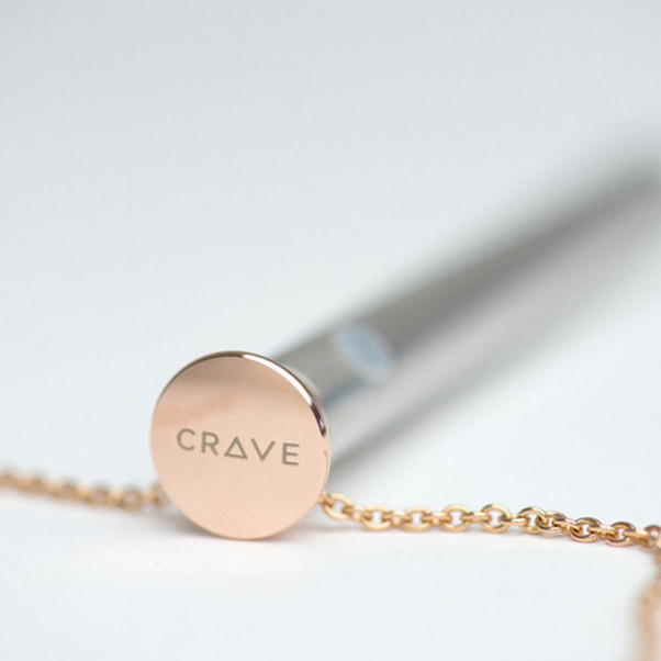 Crave Vesper Halskjede med Vibrator  3