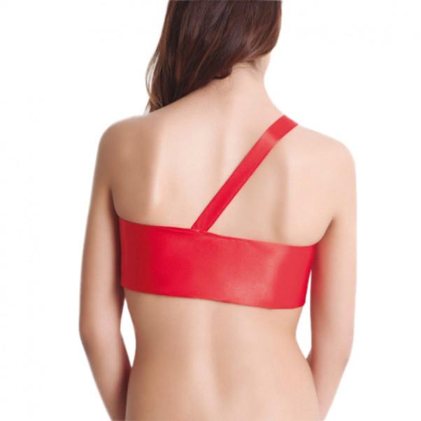 Happy Lola Body Ribbon Sexet Krops Sløjfe