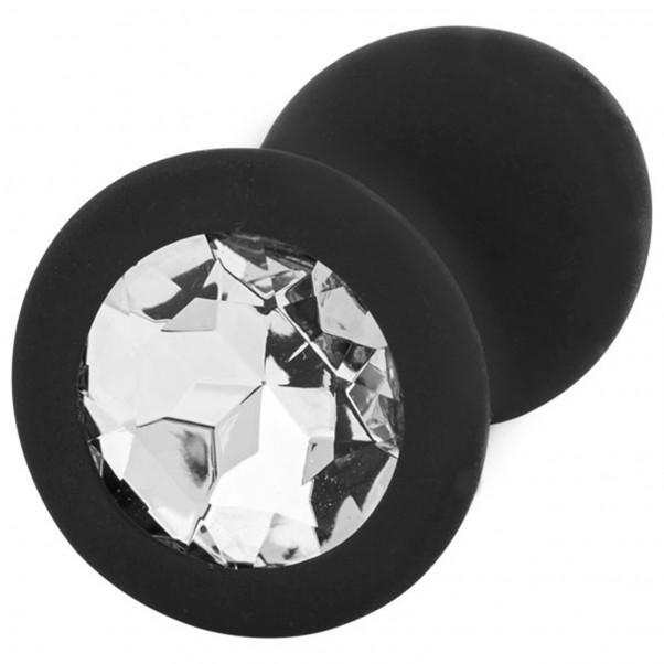 Sinful Jewel Silikon Butt Plug Small  3