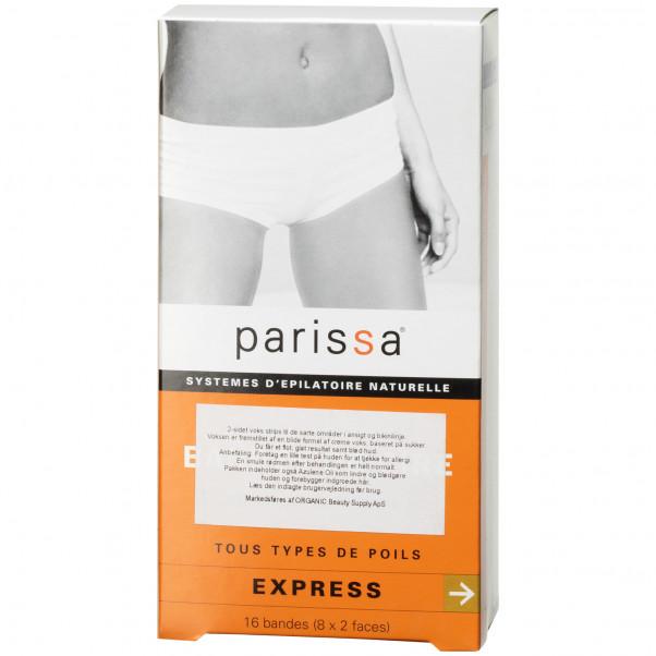 Parissa Veganske Ansikts og Bikini Wax Strips  1