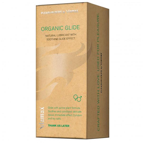 Viamax Organic Glide Oljebasert Glidekrem 70 ml  2