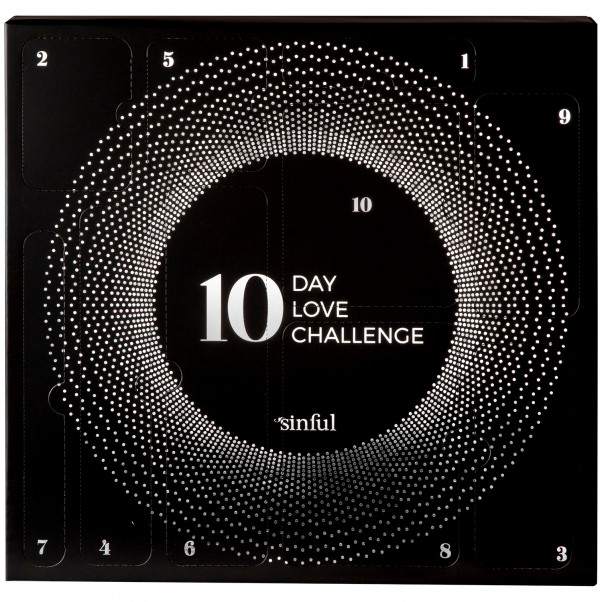 Sinful 10 Day Love Challenge Parboks  100