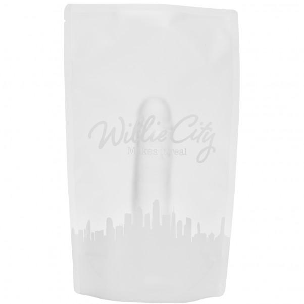 Willie City Realistisk Dildo med Sugekopp Klar 22 cm  5