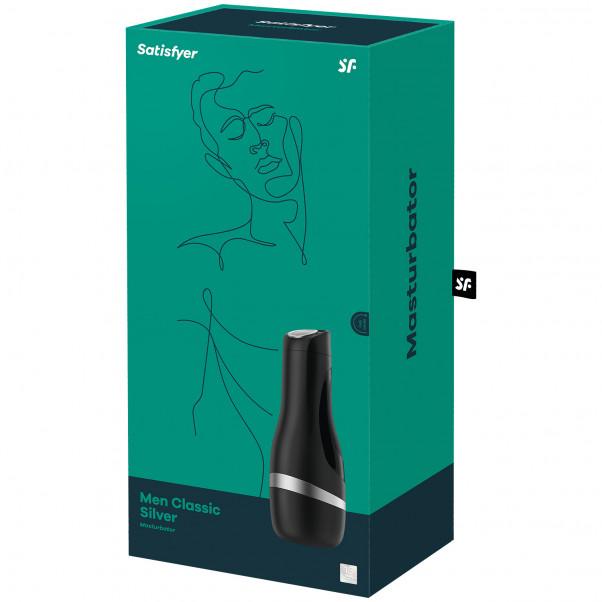 Satisfyer Men Classic Masturbator bilde av emballasje 90