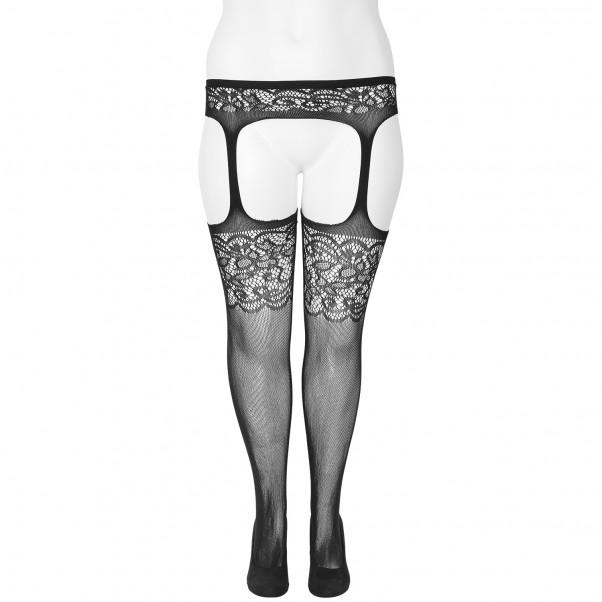 Nortie Sif Åpne Blonde Strømpebukser Plus Size produktbilde 1