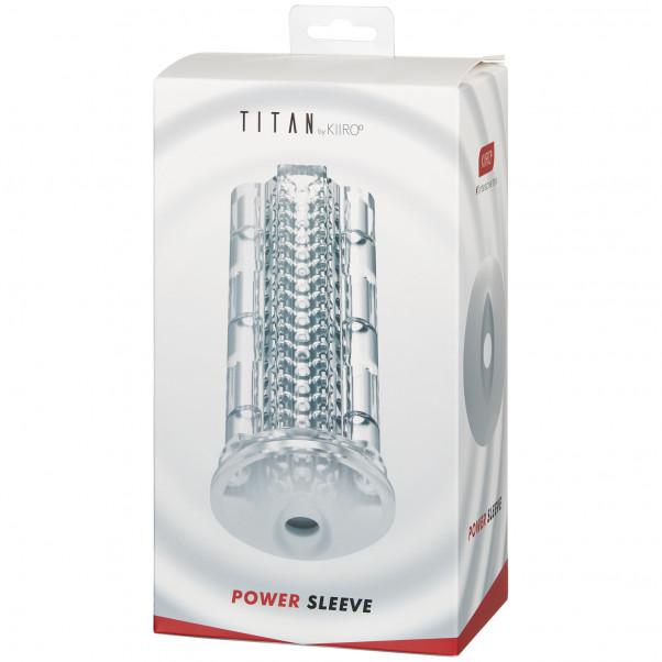 Kiiroo Titan Power Sleeve bilde av emballasje 90