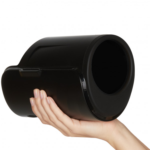 Kiiroo Keon Automatisk Masturbator Sett Produktbilde med hånd 50