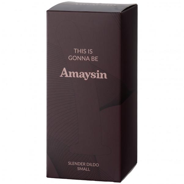 Amaysin Slender Dildo Liten bilde av emballasje 90