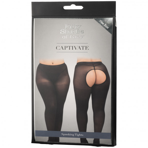 Fifty Shades Of Grey Captivate Spanking Tights Pack 90