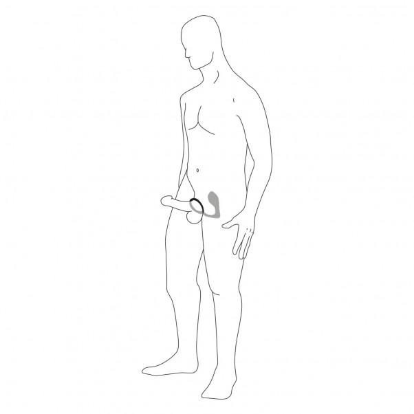 Anal Fantasy Ass-Gasm Penisring med Vibrerende Analplugg produktbilde 10