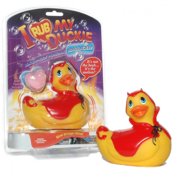 Rubber Duck Vibrator