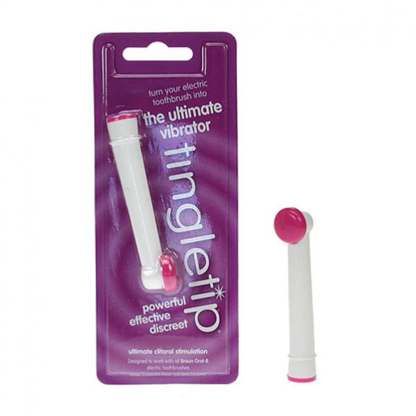 Tingletip Vibratorhoved Til Elektrisk Tandbørste