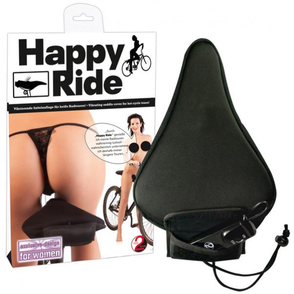 Happy Ride - Vibrerende Sadelbetræk