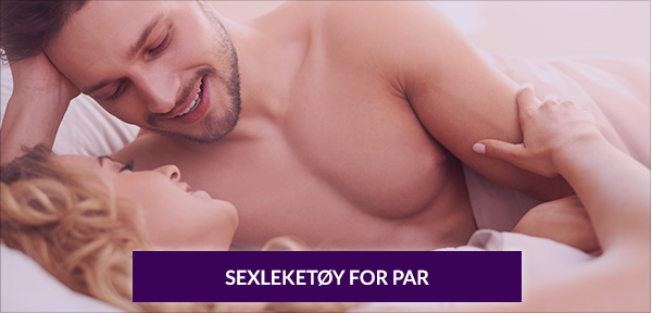 Sexleketøy for par