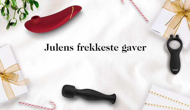 Julens frækkeste gaver