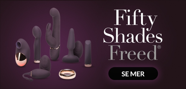 Fifty Shades of Grey Freed Collection