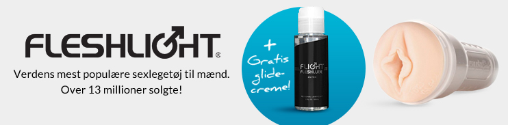 Flesslight Gratis glidecreme